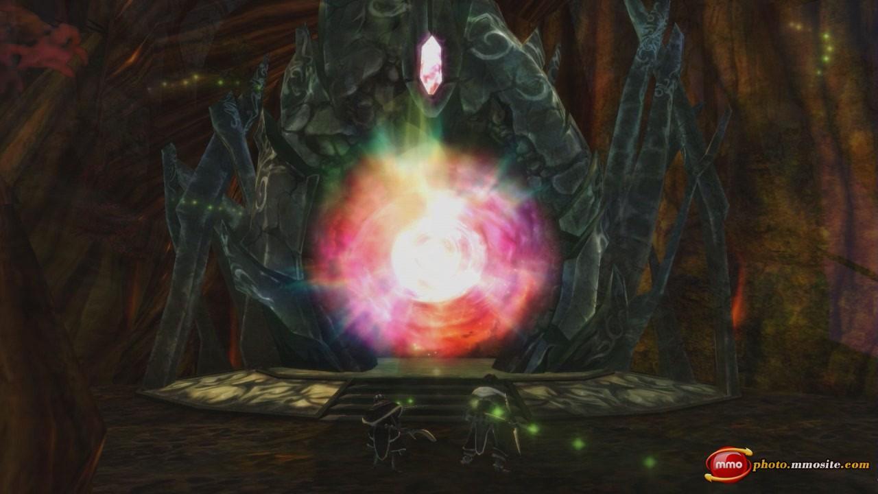 《永恒之塔》魔族区域新图aion——17173网络游戏