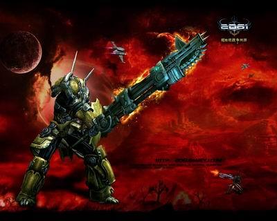 最精彩的科幻,最激烈的战争,尽在《2061》!
