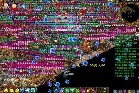 大话最新迷宫地图,大话cbg