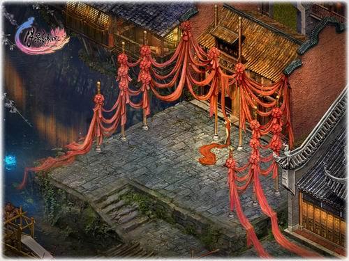 纳兰真,紫轩,蔷薇与月眉儿四位侠女诚邀天下千百万剑侠,谱写月影传说