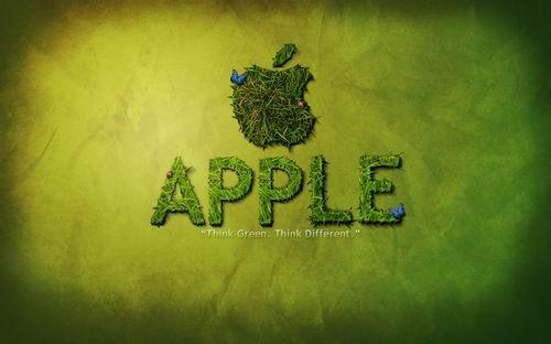 组图:精美苹果壁纸点亮你的桌面