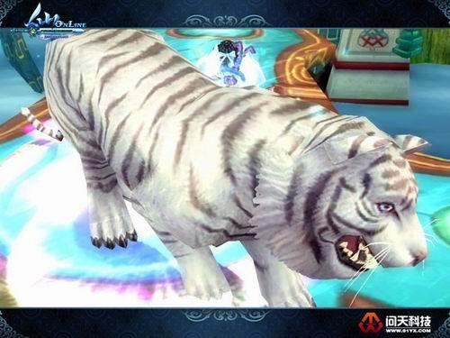 壁纸 动物 虎 老虎 桌面 500_375