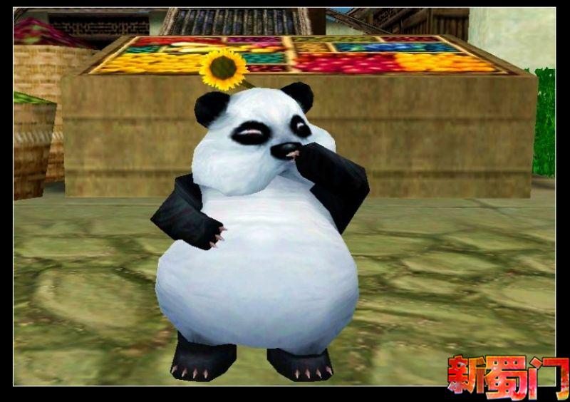 国宝熊猫      熊猫宝宝以其憨态可掬的外形,慵懒可爱的气质,让不