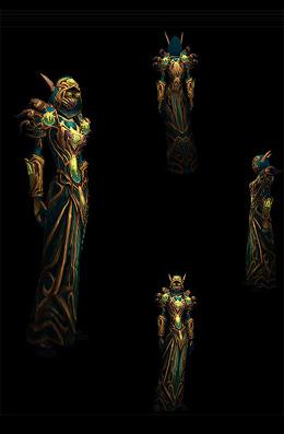 术士t7套装魔兽世界巫妖王之怒