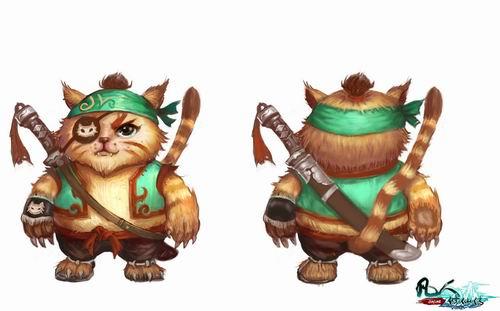 《凡人修仙传》灵兽宠物—九尾猫
