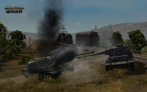 坦克世界 24日内测 客户端开放下载