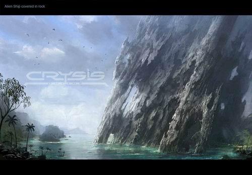 《孤岛危机》游戏原画设定图欣赏_网络游戏新闻_17173.com中国游戏第一门户站