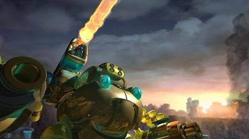 大型3d国产休闲游戏《动物兵团》即将发布