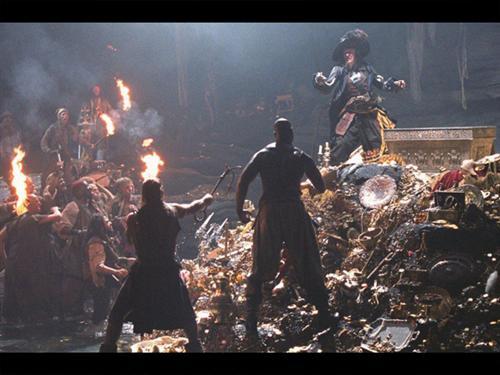 加勒比海盗来了!《魔界2》重现电影经典