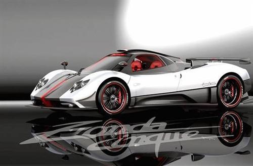 《自在飞车》首款梦幻赛车诞生:风之子