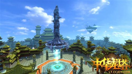 中华龙塔:新服新版本 游戏内容全线升级