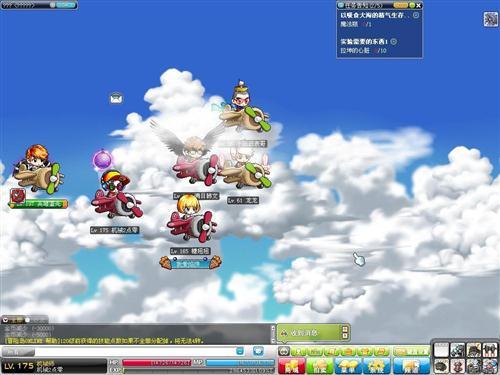 高清飞机游戏素材图片