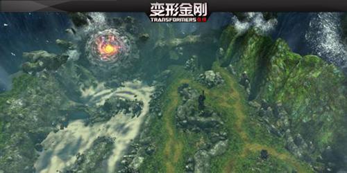 绿洲,沉船,古城市废墟,《魔兽世界》的瑰丽海世界