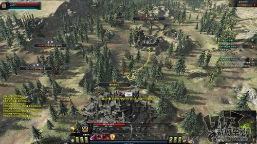 游戏移动地图移动路线