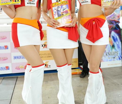 <h2>2011东京电玩展ShowGirl补遗之绝对领域</h2><p></p>