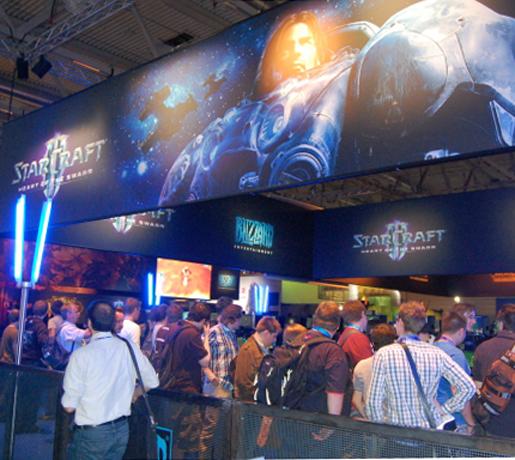 <h2>欧洲玩家们的盛会!科隆游戏展2011现场</h2><p>为期五天的欧洲最大科隆游戏展(GamesCom)2011开幕,火爆现场集锦。</p>
