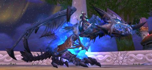 龙坐骑——魔兽世界
