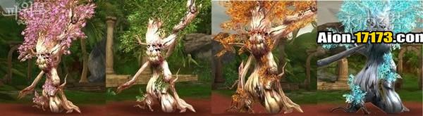 季节奥格林特 永恒之塔3.0最富饶的大树