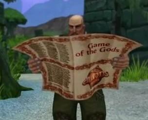 """《巫师之怒》公布北美最新资料片""""众神的游戏"""""""