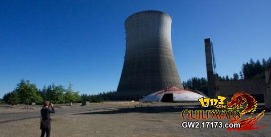 《激战2》身赴废弃核电站为游戏录音