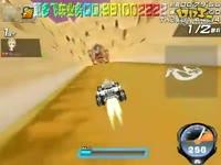 雷诺/QQ飞车悲伤解说白银雷诺试跑