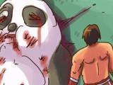 超有病(孙渣)连载漫画:勇者传说第二部第五话