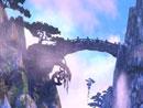 《玄天之剑》独特的悬空美景世界