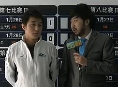 常规赛第四轮零点俱乐部 阿三赛前采访
