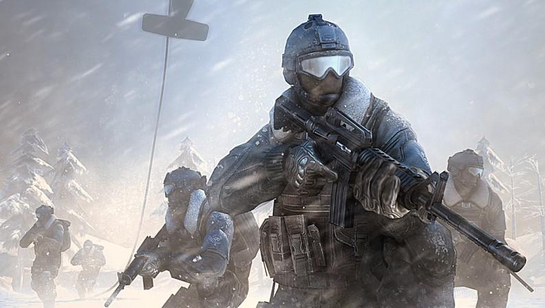 战场背景 游戏素材