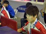 WCG2013 参赛选手赛场风采一同欣赏