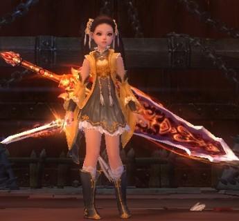 剑网3藏剑萝莉体