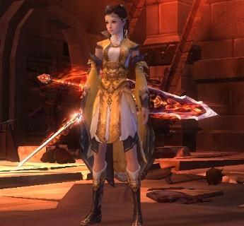 剑网3藏剑女