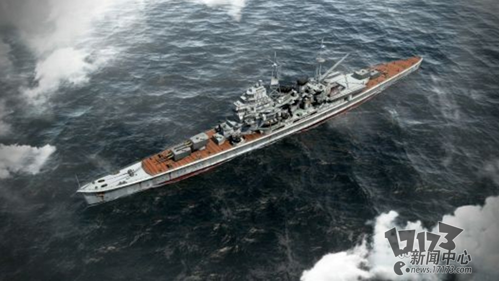 大海战续作《海战世界》将于3月27日封测