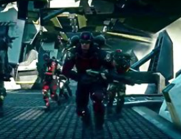 行星边际2强势登陆PS4 火爆预告片发布