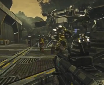 《行星边际2》最新地图Hossin视频揭秘