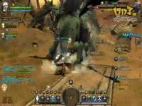 沙龙/圣骑士单挑沙龙狮蝎3X血最后一部分