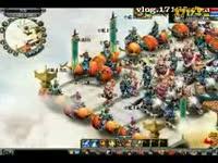 《神兽》二测永恒网游公会及团PK震撼视频