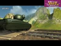 汽车 跳舞/【看看game出品】/俄服坦克世界动画获奖作品:会跳舞的小鸭子·