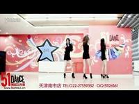 天津爵士舞女生舞蹈简单好学天津学个人-街舞蹈女生工作总结部图片