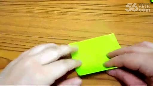折纸大全◆diy手工折纸简单幸运草叶子 折法视频-游戏视频 高清集锦