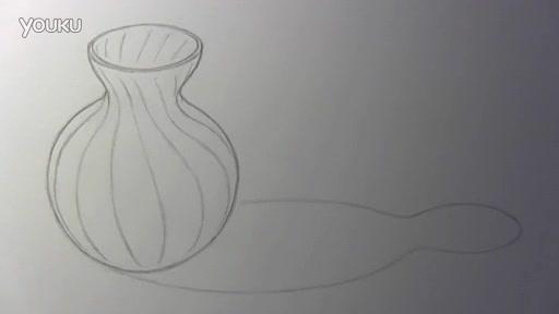 素描牛人展示玻璃瓶艺术-游戏视频