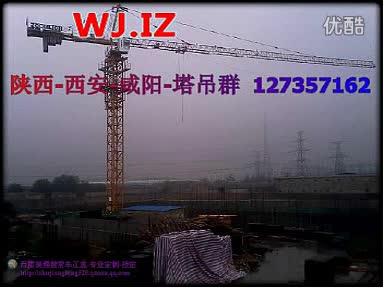 广西平头塔吊7030图片