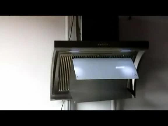 668d油烟机吸力视频-油烟机清洗