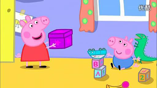 超清预告片 粉红猪小妹 25 英语版-语言学习