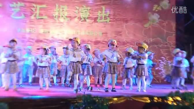 赵堡镇宝宝乐幼儿园托班舞蹈《右手左手》