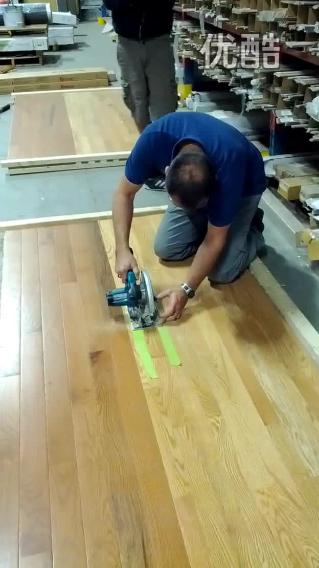 泰特邦木地板胶:如何更换单块木地板