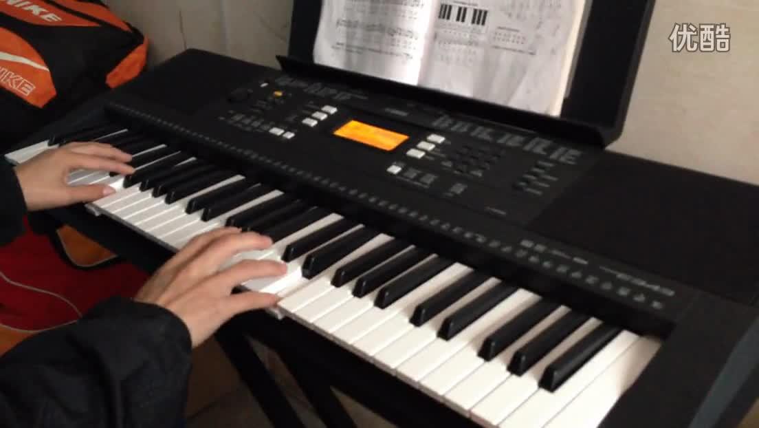 雅马哈psr-e343电子琴图片