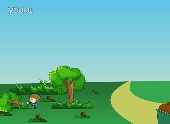 公益动画 地震小常识 flash动画 大连漫化时代