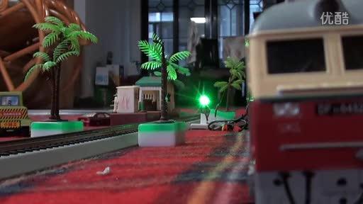南昌火车迷--玩具火车(四)-我的火车模型
