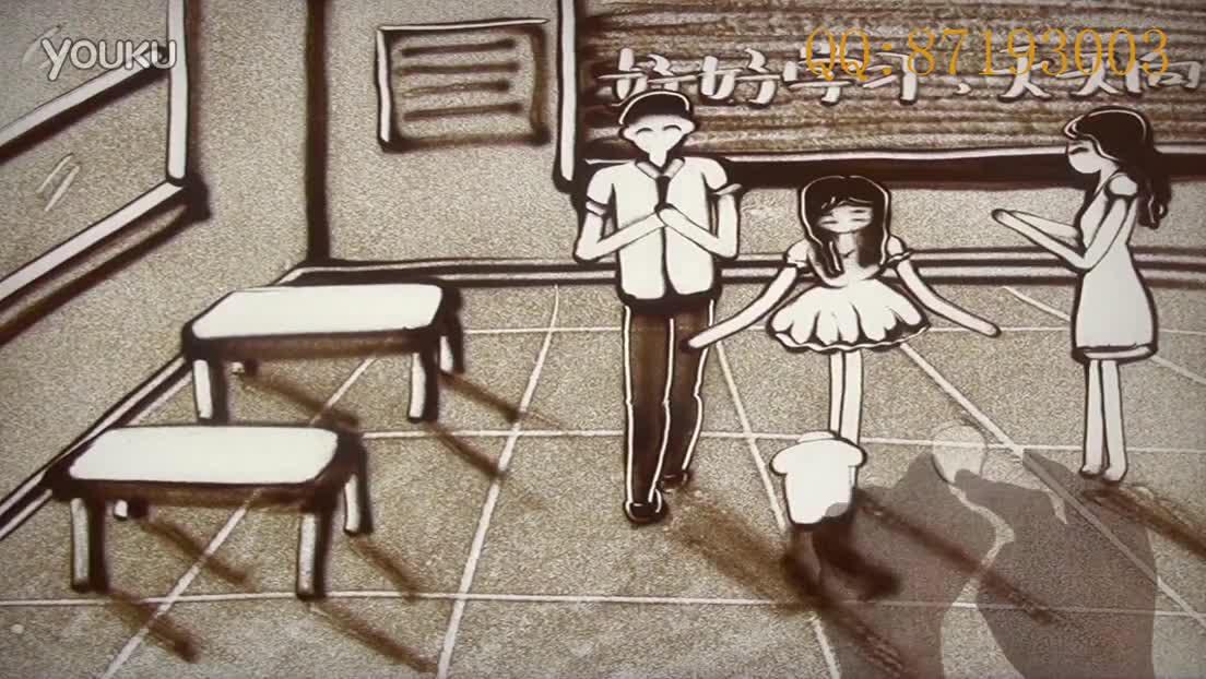 最新视频 慈善传递爱心 公益广告沙画视频定制 沙画正能量弘扬-高端沙